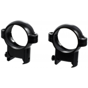 Burris Zee Signature 1 inch Rifle Scope Mount Rings for Weaver Style bases