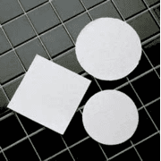 "Dyn-A-Med Glass Fiber Pads for Moisture Analyzers, Dyn-a-Med 80081 Square, 10.2 x 10.2 Cm (4 x 4"")"