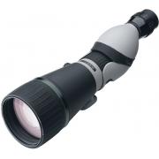 Leupold Kenai 30x / 25-60x80mm HD Spotting Scope, Straight, Gray/Black