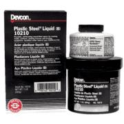 Devcon 4lbs Plastic Steelliquid B 230-10220