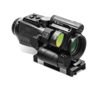 Burris Ar 132 Tactical 4 Moa Reticle Red Dot Sight