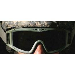 REVISION Military Asian Essential Locust Goggle Black