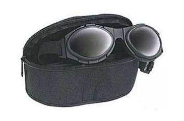 3f8a5bd6b878 Bobster BugEye2 Action Eyewear Goggles w/ Black Frame, Foam Seal, RX  Prescription Lenses