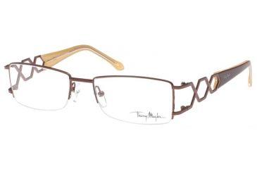 46ecbc4d9f44 Thierry Mugler Eyeglasses 3607 with Lined Bifocal Rx Prescription ...