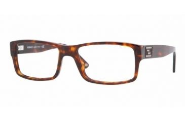 8eca30a490 ... Lined Bifocal Rx Prescription Lenses Comments. Versace VE3141 Bifocal  Eyeglasses - Havana Demo Lens Frame   53 mm Prescription Lenses