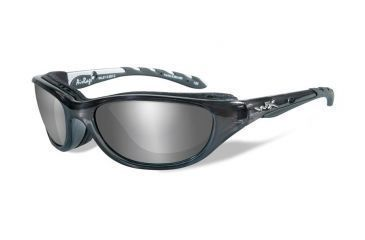 8be40ec16959 Wiley X Air Rage Crystal Metallic Frame w/ RX Prescription Lenses