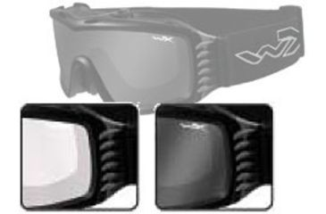 f609fcc0de Wiley X WX Patriot Tactical Goggles Extra Replacement Lenses