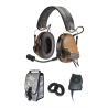 3M Peltor ComTac III A-C-H Headband Kits Single Comm Headsets