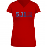 5.11 Tactical Miss Independence T-Shirt Patch