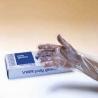 Atlantis Plastics Polyethylene Disposable Gloves 2GM2VW