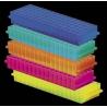 Axygen Axyrack Microtube Racks, Axygen Scientific R-80-O 80-Well Microtube Racks