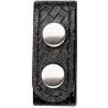 Bianchi 7906 Belt Keeper - 4 pack - Basket Black, Hidden 22091