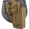 BlackHawk CQC SERPA Holster Matte Finish w/Beltloop and Paddle