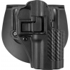 BlackHawk CQC SERPA Holster - Carbon Fiber Finish
