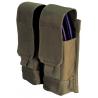 BlackHawk S.T.R.I.K.E. AK47 Double Magazine Pouch w/ MOLLE Mounting System