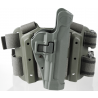 BlackHawk Tactical SERPA Holster - Level 2, Right Hand Draw