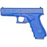Blue Training Guns by Rings Blue Training Guns - Fits Glock 17 Generation 4