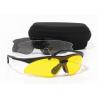 Bob Allen SG1000 Wrap-Around Shooting Glasses
