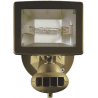 Brinkmann Outdoors Home Security Halogen Motion Activated Lighting System