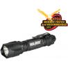 Brite Strike Tactical Blue Dot Rechargeable Flashlight - 3 modes, 340 Lumen max