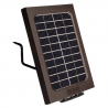 Bushnell Trophy Cam HD Brown Solar Panel, Clam