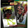 Caldwell ZTR Zombie Tactical Response Flake-Off Shooting Targets