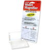 Carson Wallet 2x Magnifier with 5x Spot Lens Twin Pack WM-01