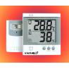 Control Company Traceable Radio-Signal Remote Hygrometer/Thermometer 4380 Hygrometer/Thermometer Main Unit With Remote Sensor