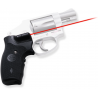 Crimson Trace Lasergrips For Smith & Wesson J Frame LG305
