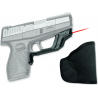 Crimson Trace LG-447 Laserguard for Taurus Slim