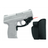 Crimson Trace LaserGuard Laser Sight for Taurus Millenium Pro