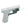 Crimson Trace Laserguard Green Laser Sight for Glock 17, 19, 22, 23, 34, 35