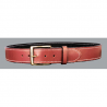 DeSantis Style B09 1 3/4in. Plain Lined Leather Belt