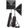 Elinchrom D-Lite RX ONE - 2x Head Portalite To Go Kit