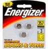 Energizer 357BP 1.55V Silver Oxide Cell Battery