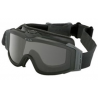 Eye Safety Systems Inc. Asian-Fit Profile TurboFan Goggles, Black