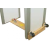 Garrett Permanent Magna Dolly for Garrett CS 5000, MT 5500, and PD 6500i Metal Detectors 1169000