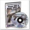 Gun Video DVD - AGI: Ruger Standard Auto/MK I & II X0077D