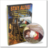 Gun Video DVD - Stay Alive in the Mountains X0053D