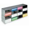 Heathrow Freezer Racks HSV228622003 Three-Shelf Rack