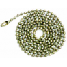 Heros Pride 30in Beaded Ball Chain