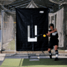 Jugs Sports Backdrop and Pitchers Trainer A0010