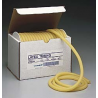Kent Elastomer Amber Latex Rubber Tubing 1206 50' Coil Length