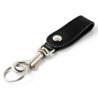 Key-Bak 6139 Bolt Snap Key Holder w/ Split Ring and Leather Strap