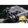 Laser Devices DBAL-I2 Dual Beam Laser, Eye Safe Infrared Laser and Visible Red Laser