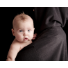 LastoLight Baby Posing Coat, Black