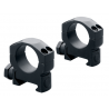 Leupold Mark 4 Rings Super High / High / Medium Matte Black