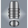Lyman Pistol Bullet Mould: 44 Caliber - #429215
