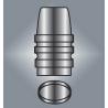 Lyman Pistol Bullet Mould: 44 Caliber - #429244