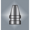 Lyman Pistol Bullet Mould: 9mm - #356402
